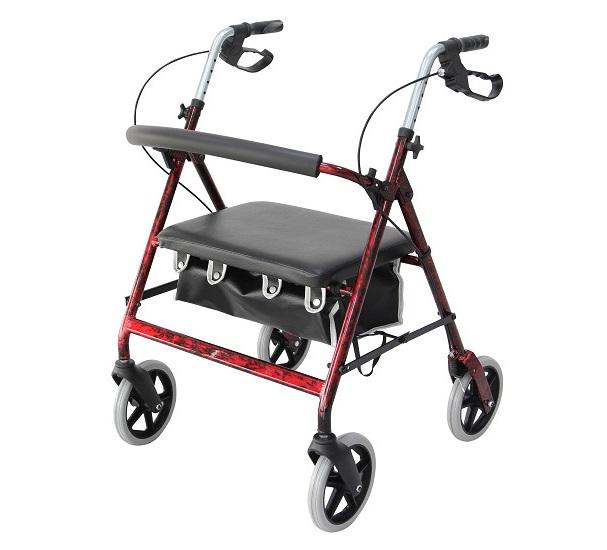 Andador con asiento y ruedas reforzado w467 casa escalada - Casas con ruedas ...